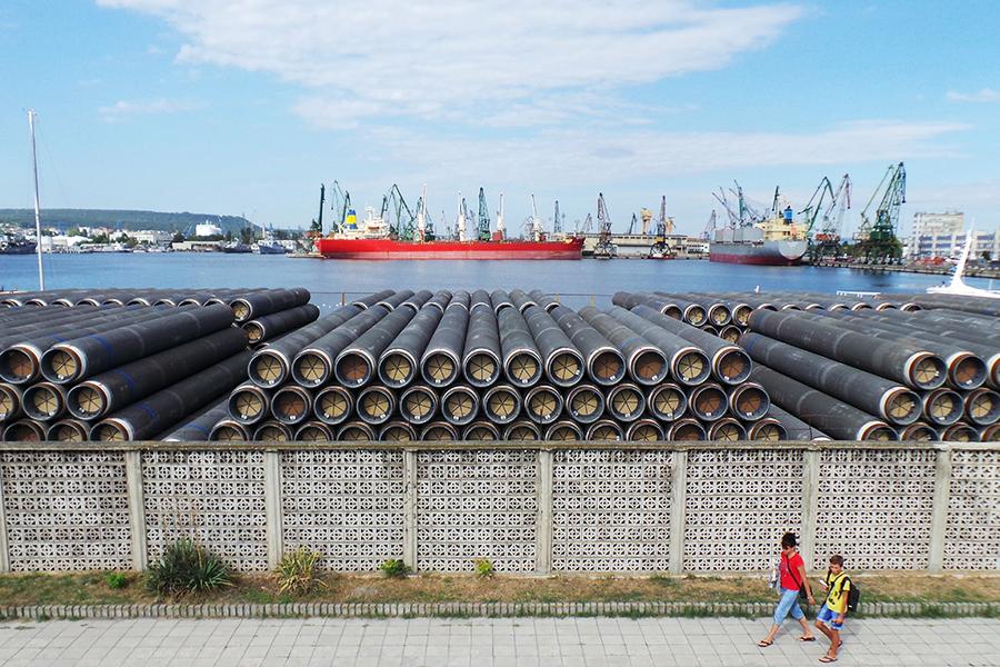 Трубы для строительства газопровода«Южный поток»