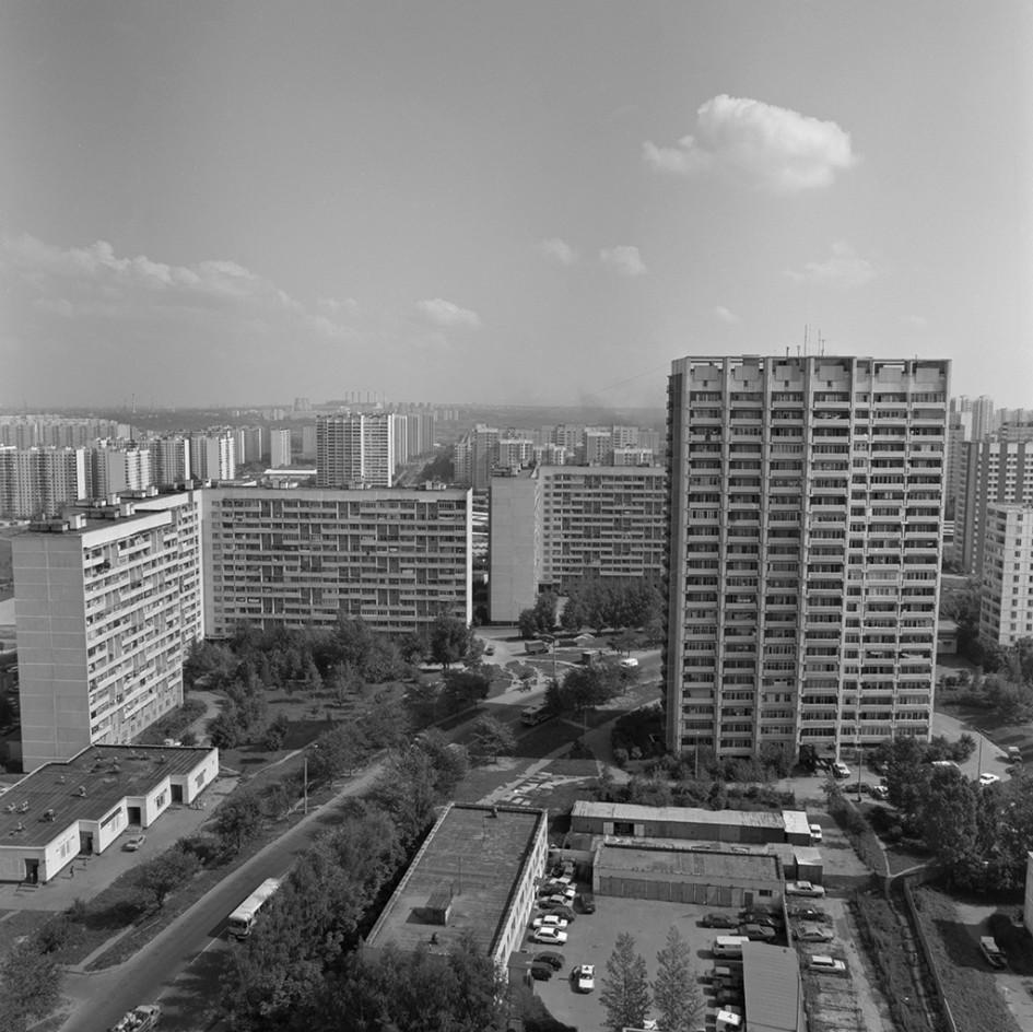 Зюзино в 1995 году