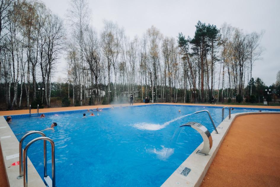 Термальный комплекс парка «Поляны»