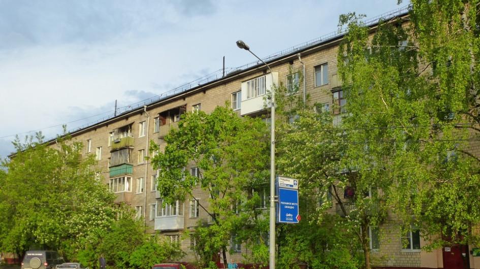 Дом Марины Мошечковой