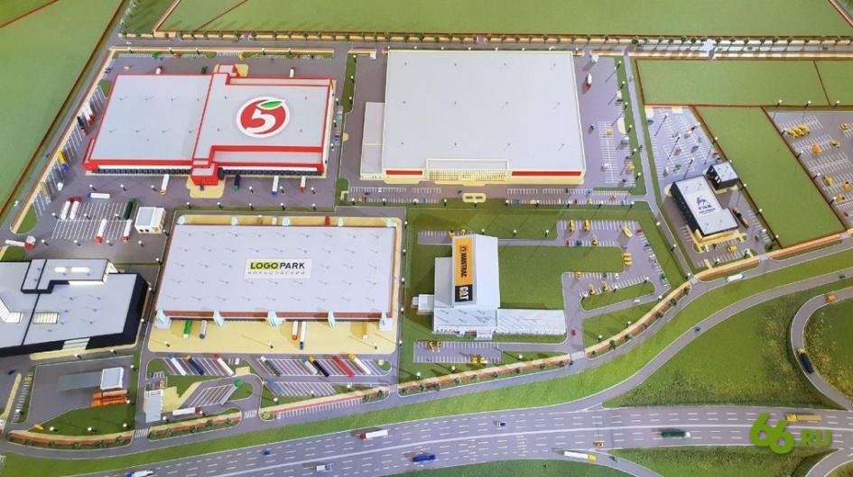 Новый комплекс завода «СМАК» расположится рядом со складским комплексом «Пятерочки».