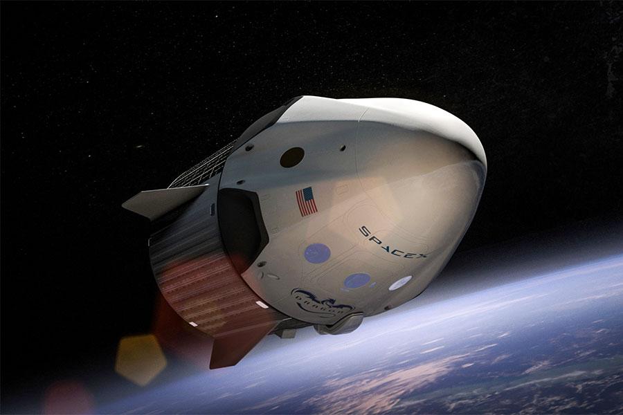 Фото: SpaceX / ZUMAPRESS.com / Global Look Press