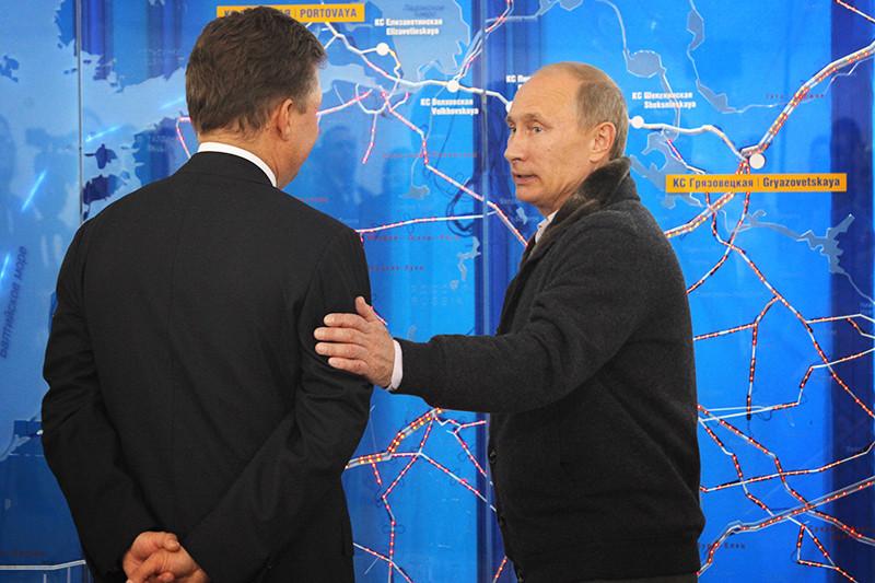 Российский газ иего бесперебойная транспортировка вевропейские страны— один изглавных инструментов российской внешней политики