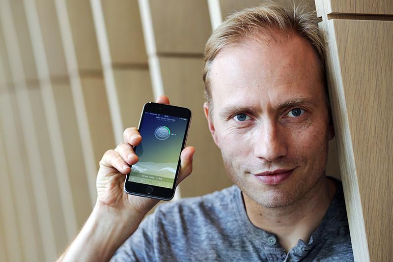 Один из основателей Sweatcoin Олег Фоменко
