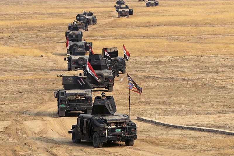 Фото: Khalid Mohammed/AP