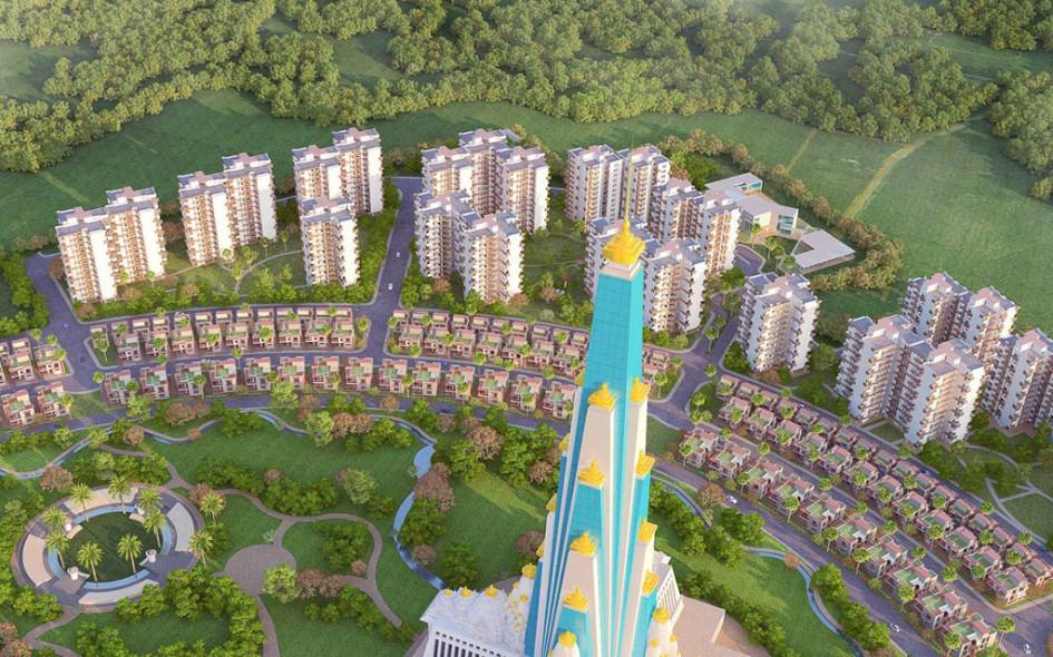 Храм будет посвящен индуистскому божеству Шри Кришне