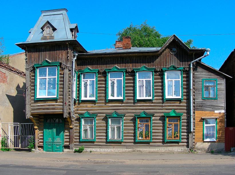 Кимры, Тверская область