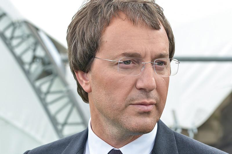 Председатель Совета директоров «Стройгазконсалтинг» Руслан Байсаров