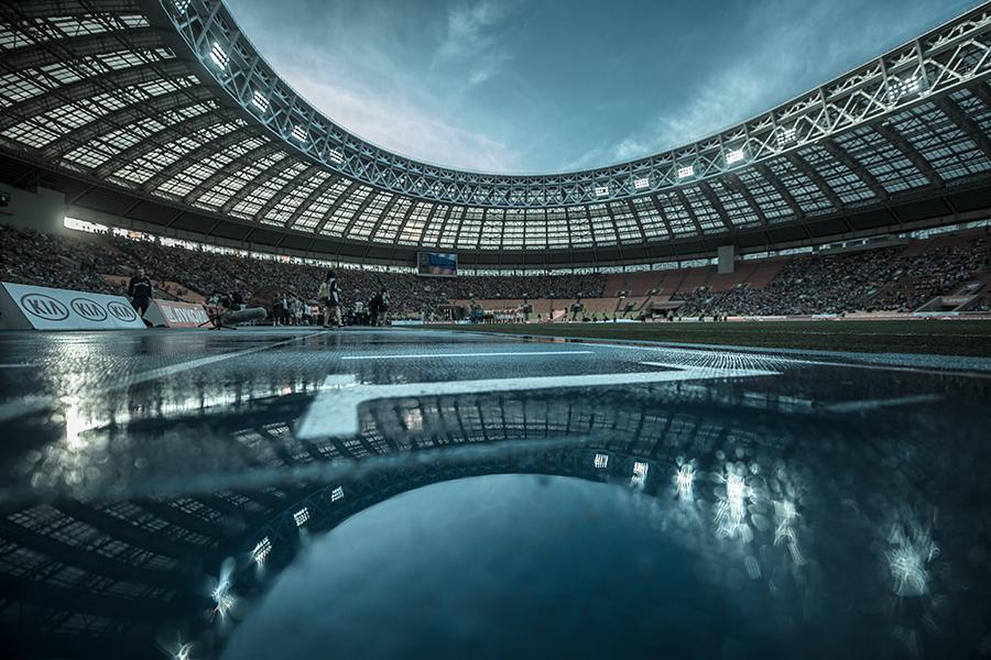 Стадион«Лужники»