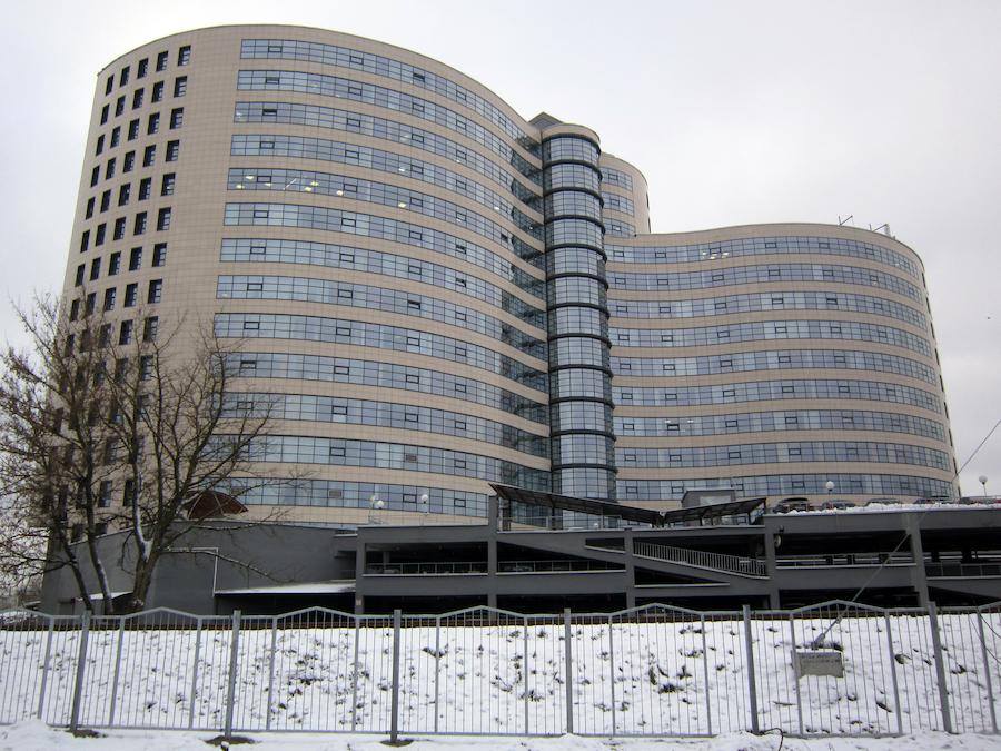 Штаб-квартира Wargaming в Минске