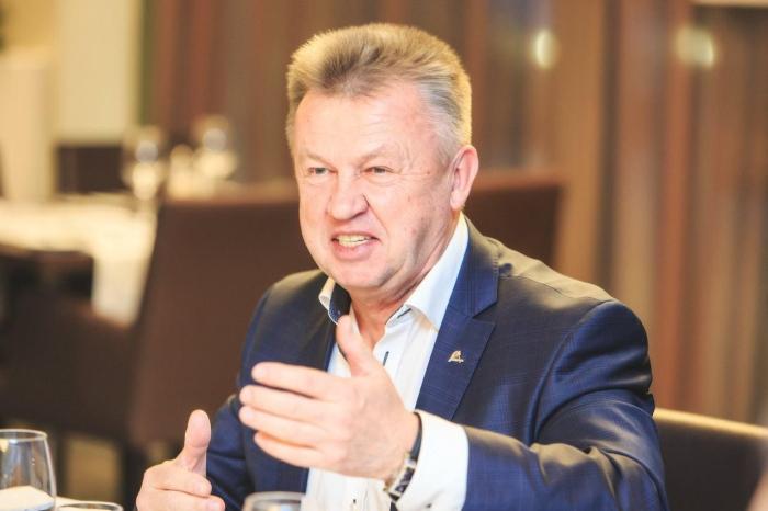 Виктор Иванюк, руководитель проекта жилой комплекс «Цветной Бульвар».