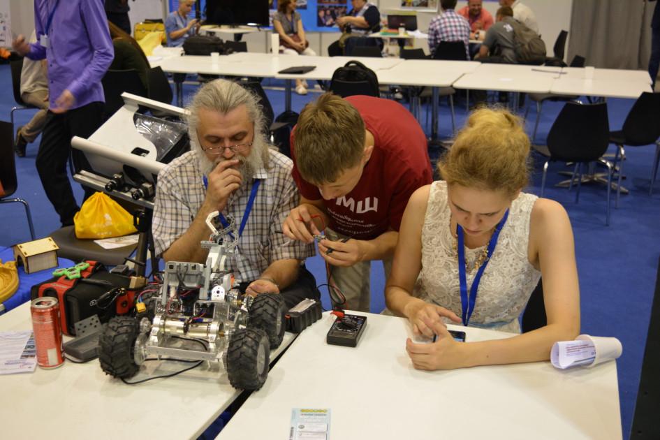Олимпиада по 3D-технологиям в формате наставничества