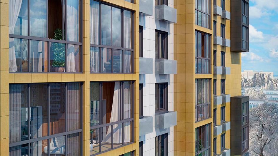 В большинстве современныхжилых комплексов используется панорамное остекление, аблагодарясистеме обогрева таких помещений отдыхать здесь можно круглый год