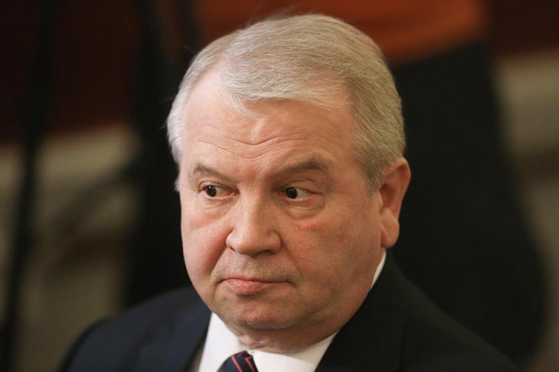 Отправленный вотставку глава Службы экономической безопасности Юрий Яковлев
