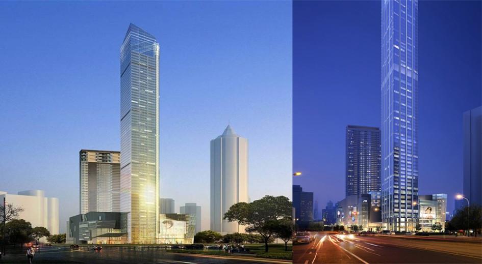 Wuxi Suning Plaza 1