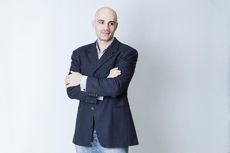 Основатель стартапа «Налогия» Сергей Цаболов