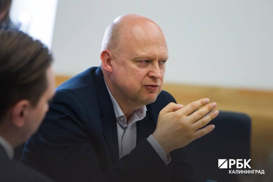 Андрей Веников, начальник департамента инвестиционной политики Министерства экономики Калининградской области