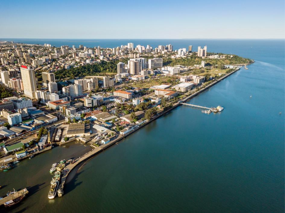 Мапуту— столица и крупнейший город Мозамбика