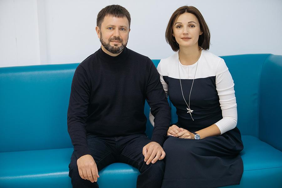 АлексейиОльга Пешкичевы