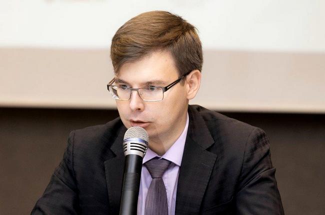 Николай Рогачев (Комитет по труду и занятости населения Санкт-Петербурга)