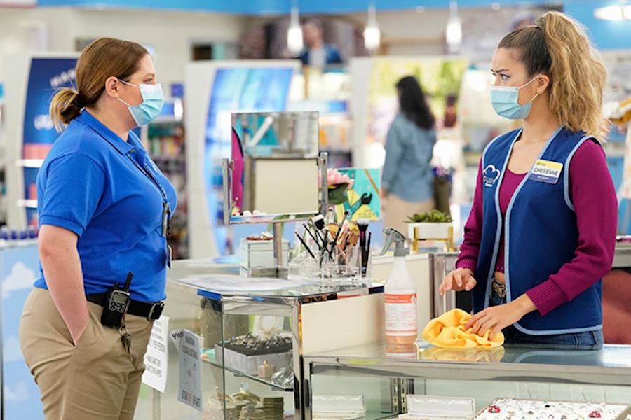 Кадр из «Супермаркета»