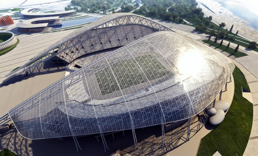 Последний проект стадиона
