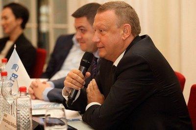 Александр Бобков, МФК «Лахта центр»