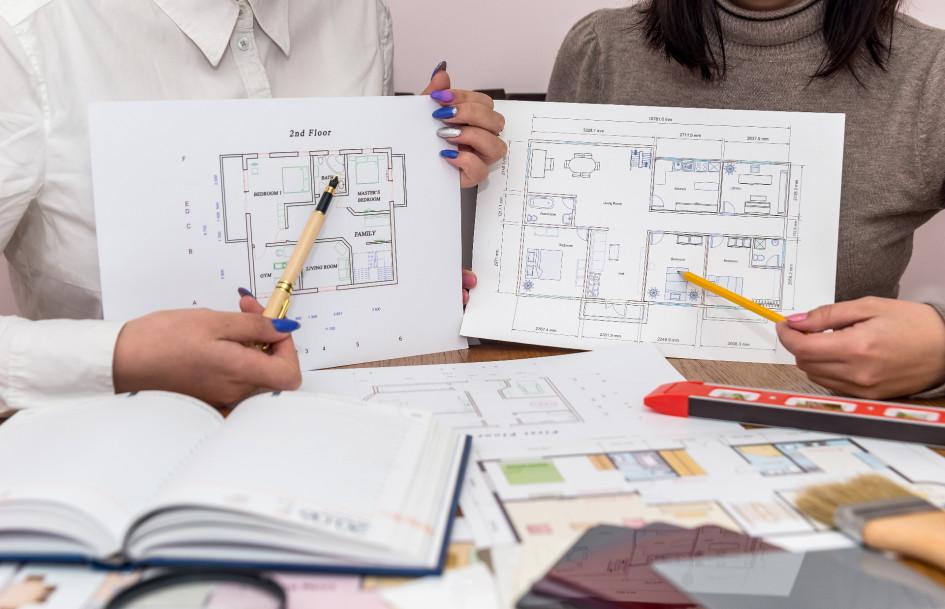 Проще говоря, дизайн-проект — это инструкция для строителей и заказчика