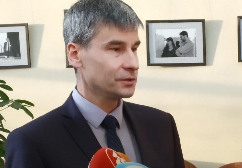 Министр науки и инновационной политики Новосибирской области Алексей Васильев