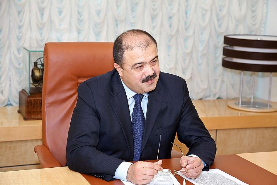Искандар Махмудов, мажоритарный владелец УГМК.
