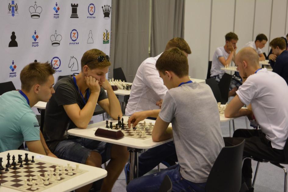 Кубок губернатор Новосибирской области по шахматам