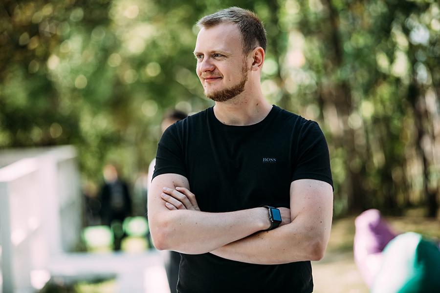 Николай Волосянков