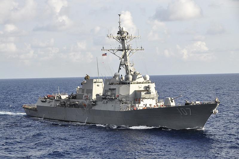 Американский эсминец «Грейвли»