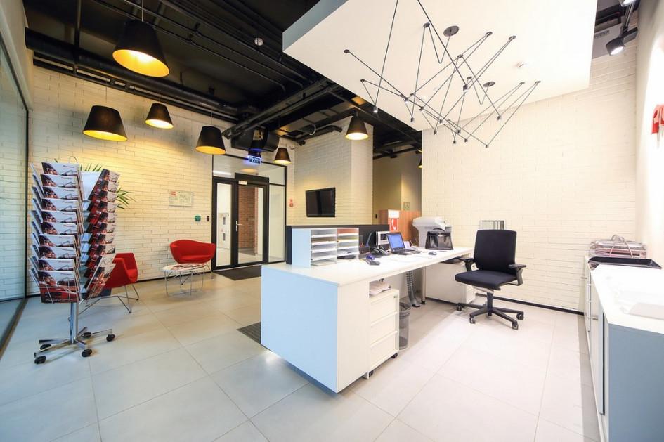 «Лучший офис до 1 тыс. кв. м»: офис компании Pioneer, как и весь бизнес-квартал АРМА,выдержан встиле лофт