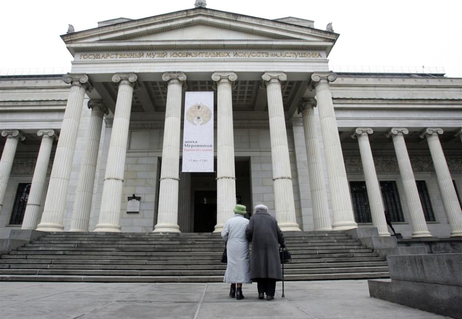 Главное здание музея будет реконструировано