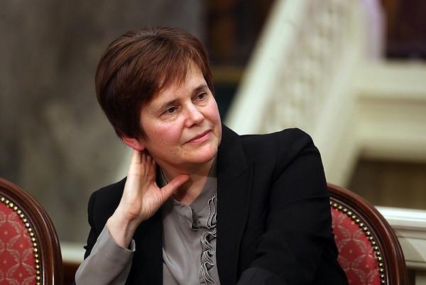 Редактор журнала «Новое литературное обозрение» Ирина Прохорова