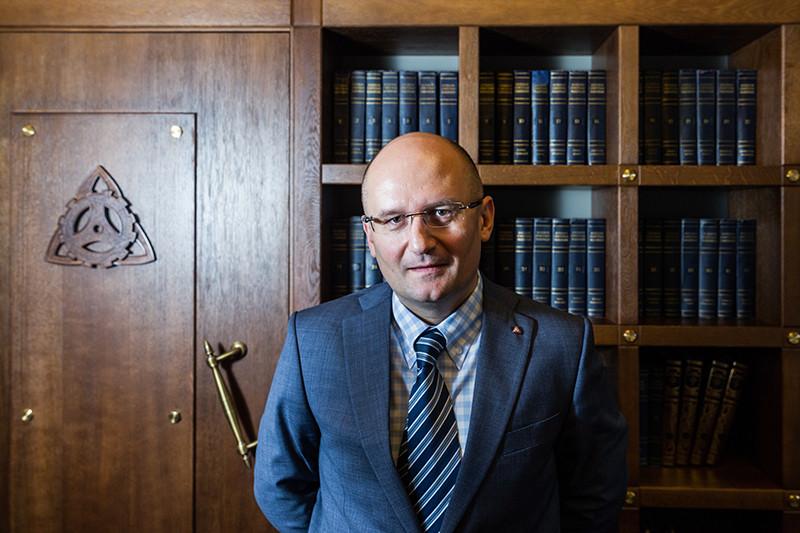 Гендиректор «Проминвеста» («внучка» «Ростеха») исовладелец компании «Заслон» Александр Горбунов