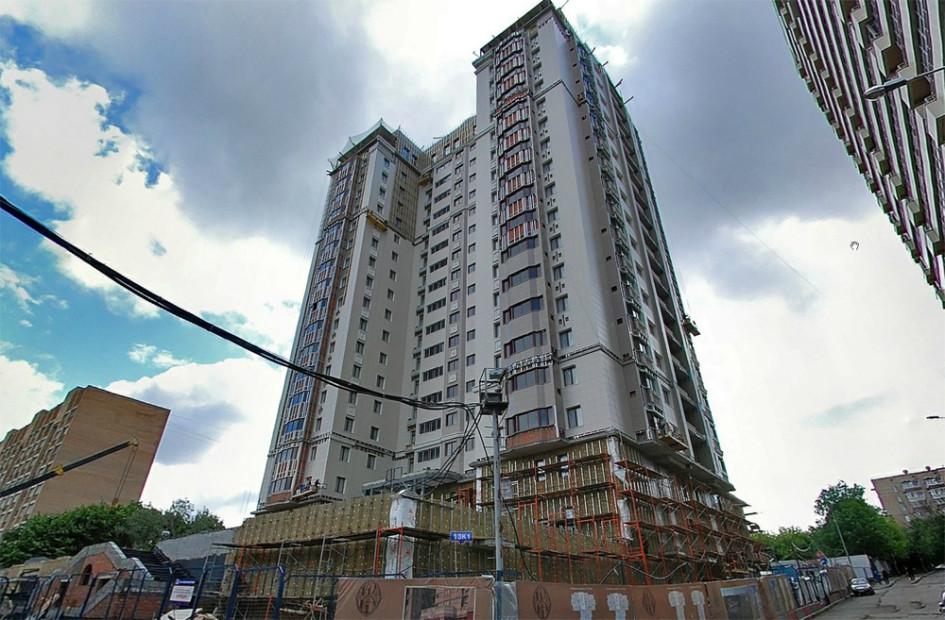 Фамильный дом Воробьево. 2010 года постройки. 98 квартир. Квартира 132 кв. м - $3 255 000