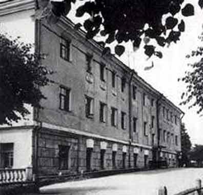 Здание, в котором проходили заседания VI съезда КПК