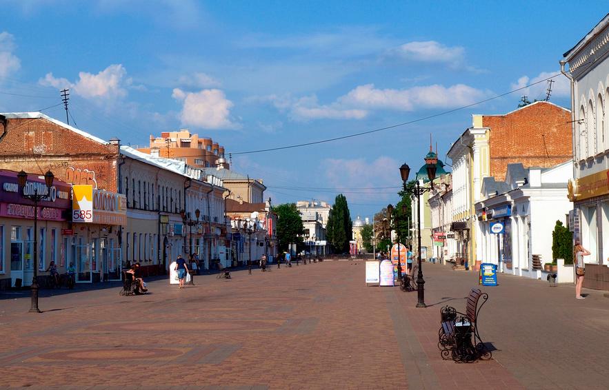 Тамбовский Арбат — Коммунальная улица
