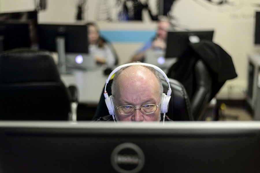 Фото: Sam Owens / Bloomberg