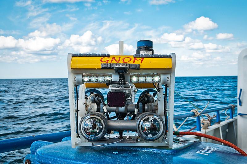 Стандартный «Гном» стоит чуть более $10 тыс. и способен опускаться до 150 м, двигаться со скоростью до 5,1 км/ч при массе до 12 кг
