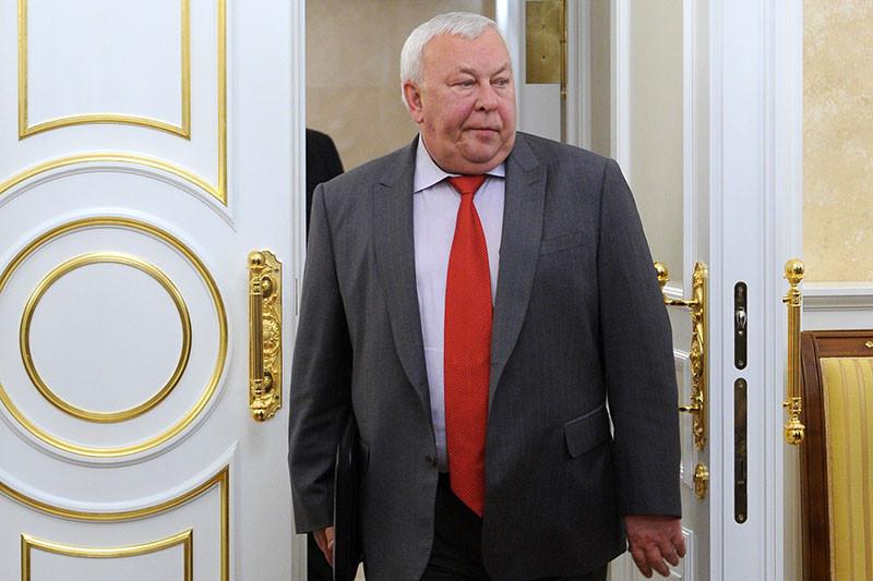 Глава ФСО Евгений Муров знаком сНиколаем Негодовым еще современ работы вФСБ