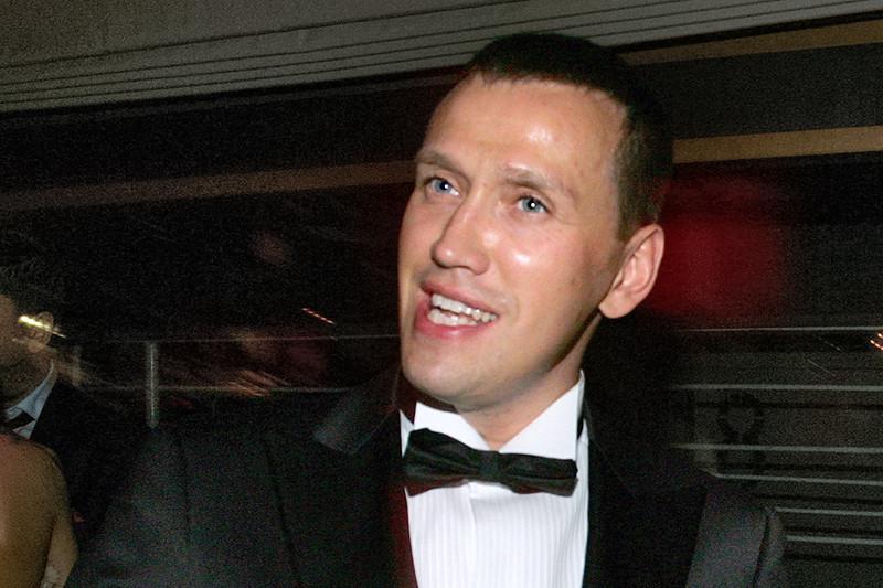 Владелец бутика Cartier итранспортной фирмы «Логис-Транс» Дмитрий Зарубин, май 2010 года