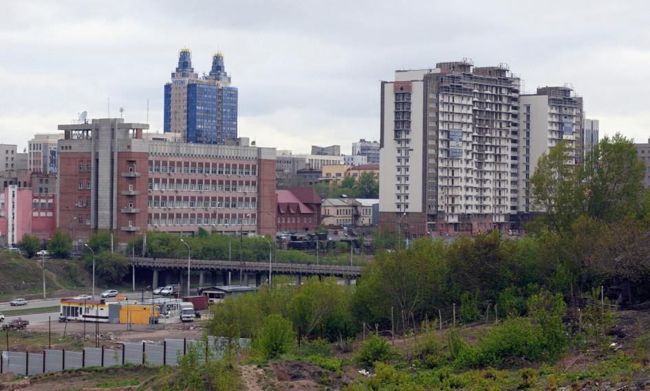 Новосибирск, вид нагород