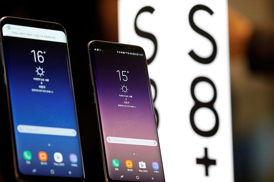 Samsung Galaxy S8+ и S8