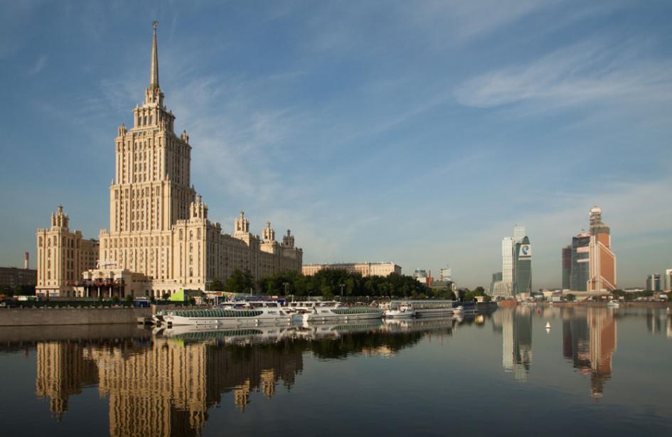 Гостиница Рэдиссон Ройал (бывшая гостиница «Украина»)