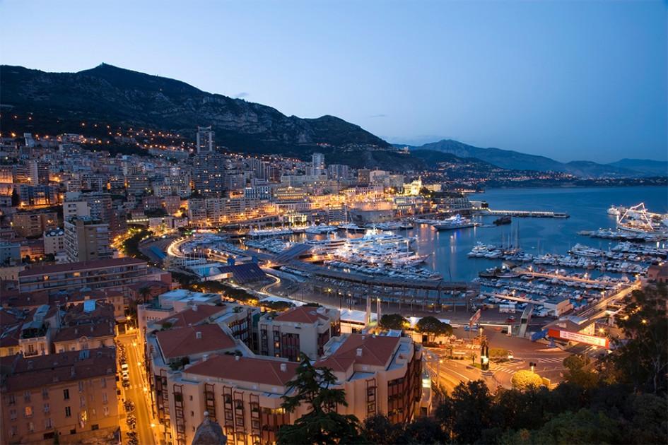 Авеню принцессы Грейс, Монако