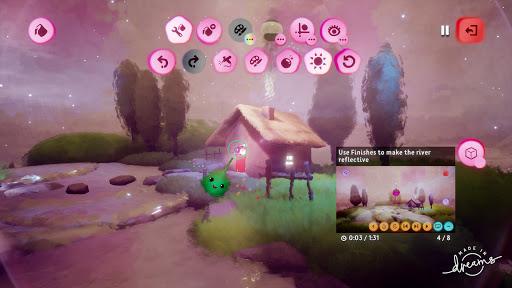 Dreams, конструктор игр для PlayStation 4, можно использовать похожим образом— создавая совершенно любые локации и затем приглашая туда игроков