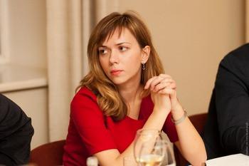 Марина Липецкая, Центр стратегических разработок » Северо-Запад»